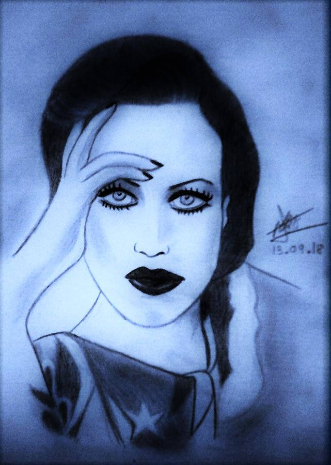 Joan Crawford by aline17